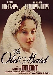 poster The Old Maid (1939)