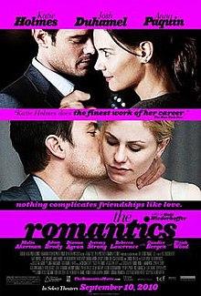 poster The Romantics (2010)