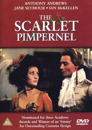 poster The Scarlet Pimpernel (1982)