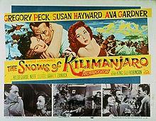 poster The Snows of Kilimanjaro (1952)