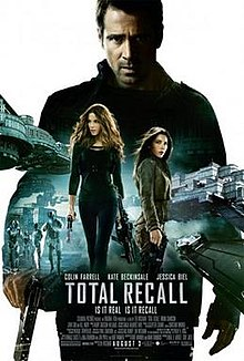poster Total Recall (2012)