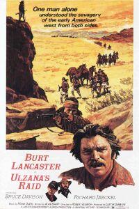 poster Ulzana's Raid (1972)