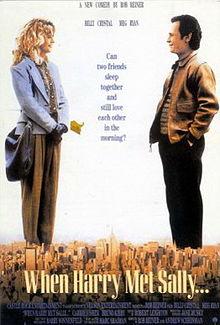 poster When Harry Met Sally... (1989)