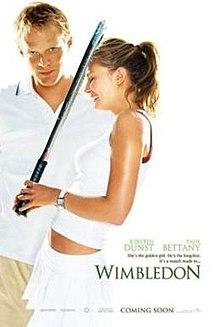 poster Wimbledon (2004)