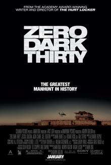 poster Zero Dark Thirty (2012)