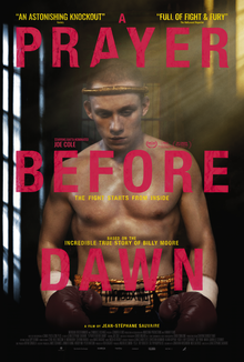 poster A Prayer Before Dawn (2017)