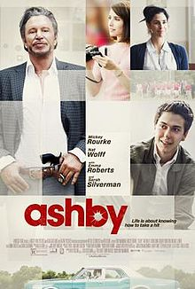 poster Ashby (2015)