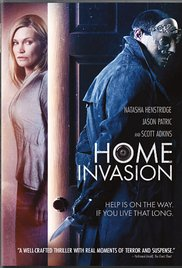 poster Home Invasion (Video 2016)