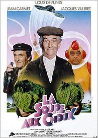 poster La Soupe aux choux (1981)