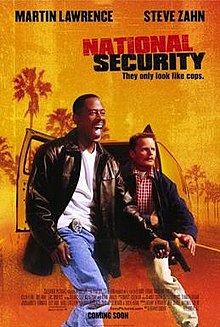 poster National Security (2003)