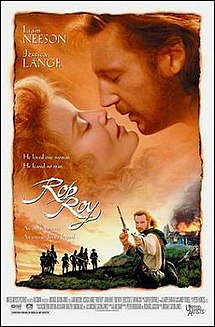 poster Rob Roy (1995)