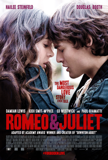 poster Romeo and Juliet (2013)