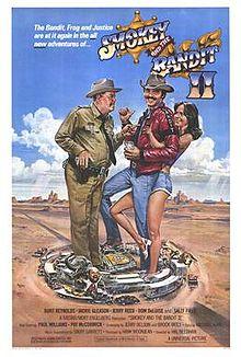 poster Smokey and the Bandit II (1980)