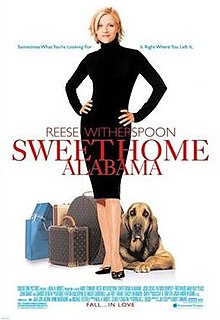 poster Sweet Home Alabama (2002)