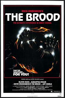 poster The Brood (1979)