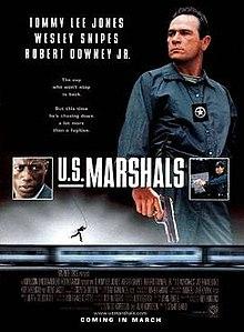 poster U.S. Marshals (1998)