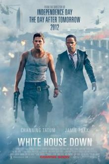 poster White House Down (2013)