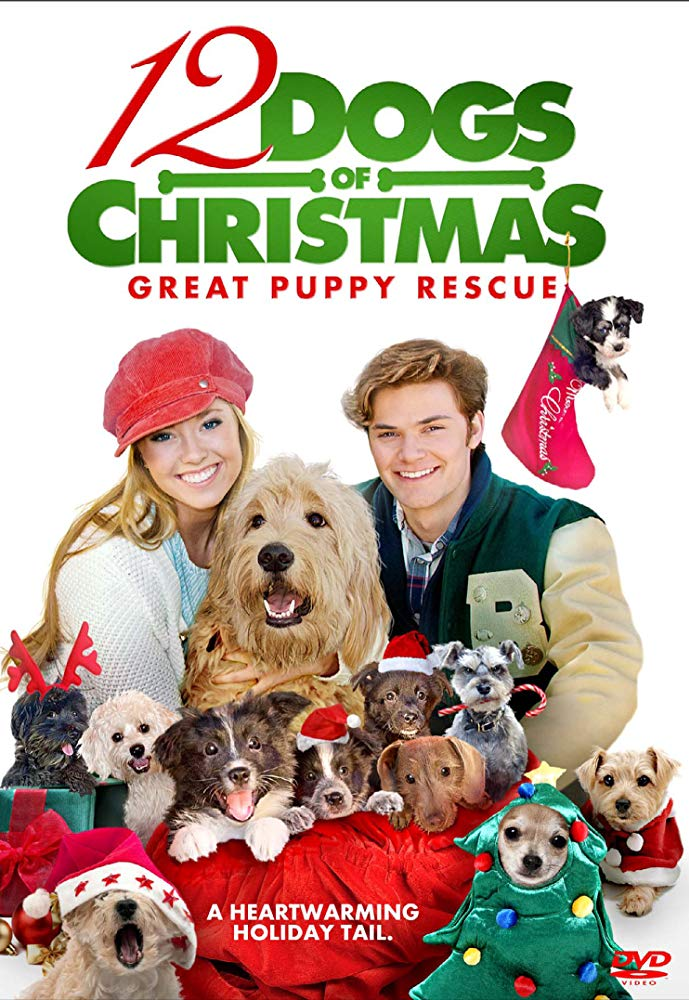 poster 12 Dogs of Christmas Great Puppy Rescue (2012)