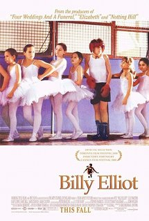 poster Billy Elliot (2000)