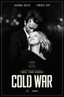 poster Cold War (2018)