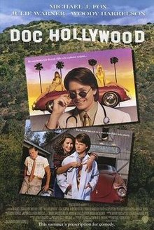 poster Doc Hollywood (1991)