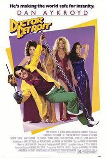 poster Doctor Detroit (1983)