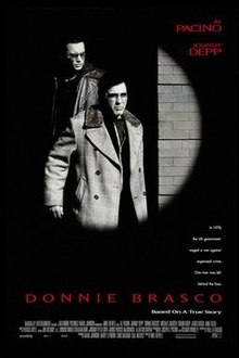 poster Donnie Brasco (1997)