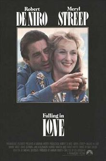poster Falling in Love (1984)