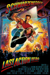 poster Last Action Hero (1993)