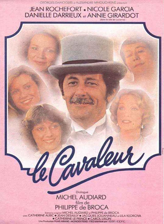 poster Le cavaleur (1979)