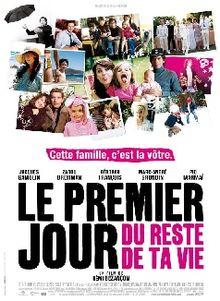 poster Le premier jour du reste de ta vie (2008)