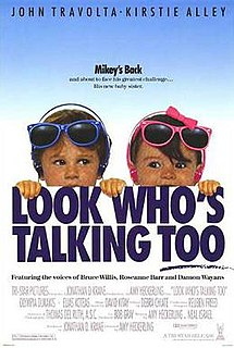 poster Look Who's Talking Too (1990)