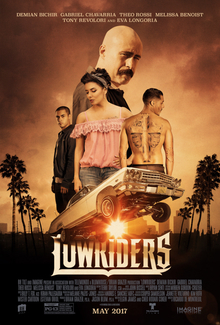 poster Lowriders (2016)