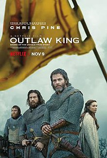 poster Outlaw King (2018)