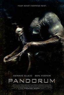 poster Pandorum (2009)