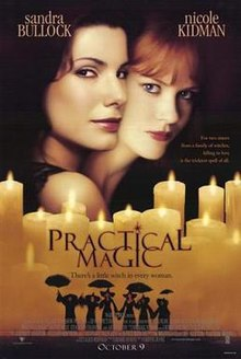 poster Practical Magic (1998)