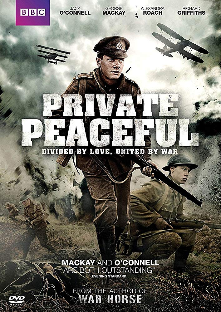 poster Private Peaceful (2012)