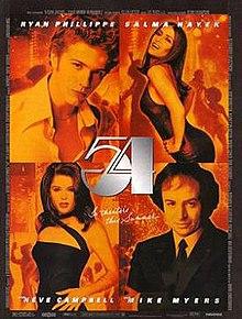 poster Studio 54 (1998)