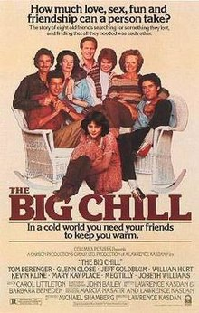 poster The Big Chill (1983)