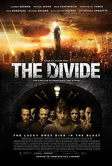 poster The Divide (2011)