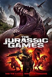 poster The Jurassic Games (2018)