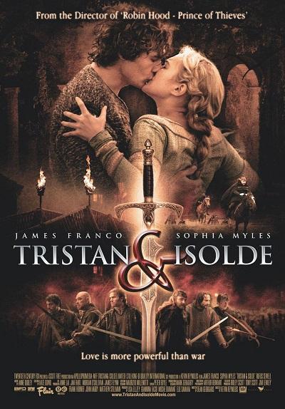 poster Tristan + Isolde (2006)