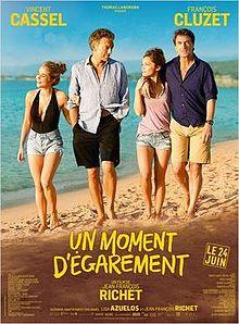 poster Un moment d'égarement (2015)
