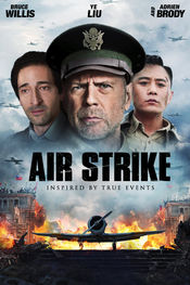 poster Air Strike (2018)