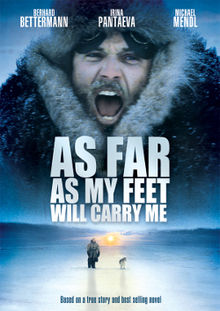 poster As Far As My Feet Will Carry Me (2001)