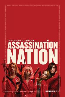 poster Assassination Nation (2018)