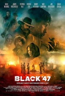 poster Black '47 (2018)