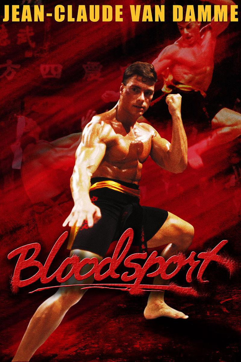poster Bloodsport (1988)