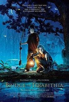 poster Bridge to Terabithia (2007)