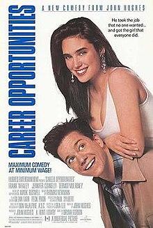 poster Career Opportunities (1991)